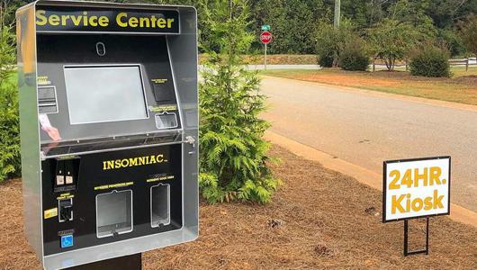 Convenient & Accessible